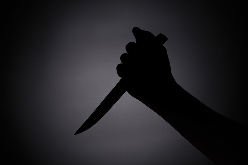 Man stabbed by two men while jogging