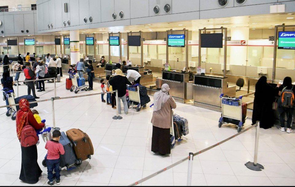 expats workers left Kuwait